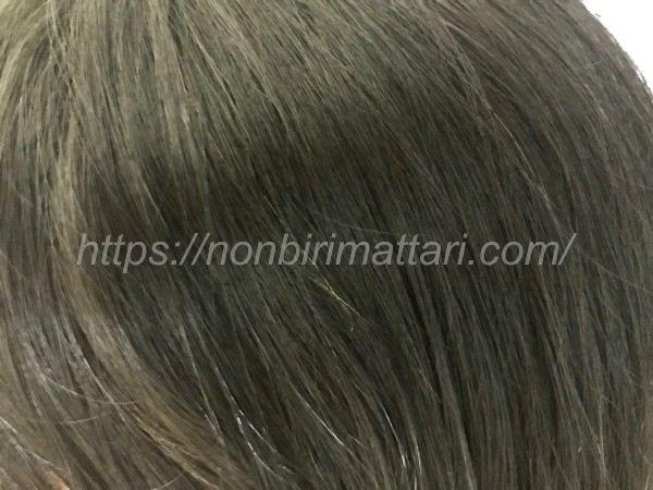 白髪染め おすすめ キラリ ムース 泡